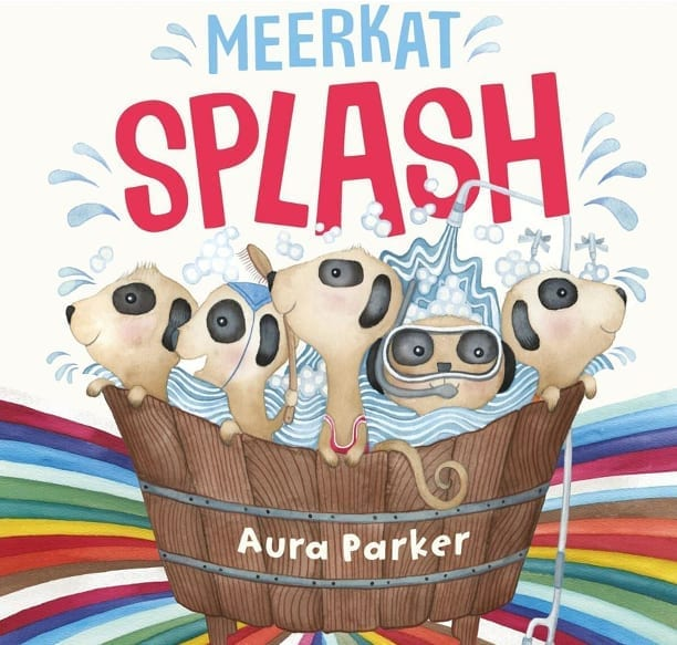 Meerkat Splash Book Cover