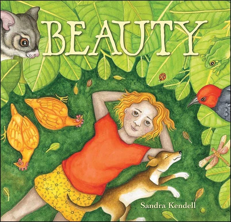 Beauty Book Cover