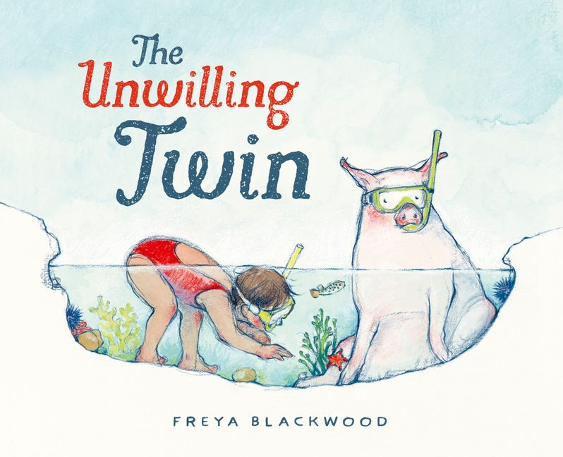 The Unwilling Twin Book Cover