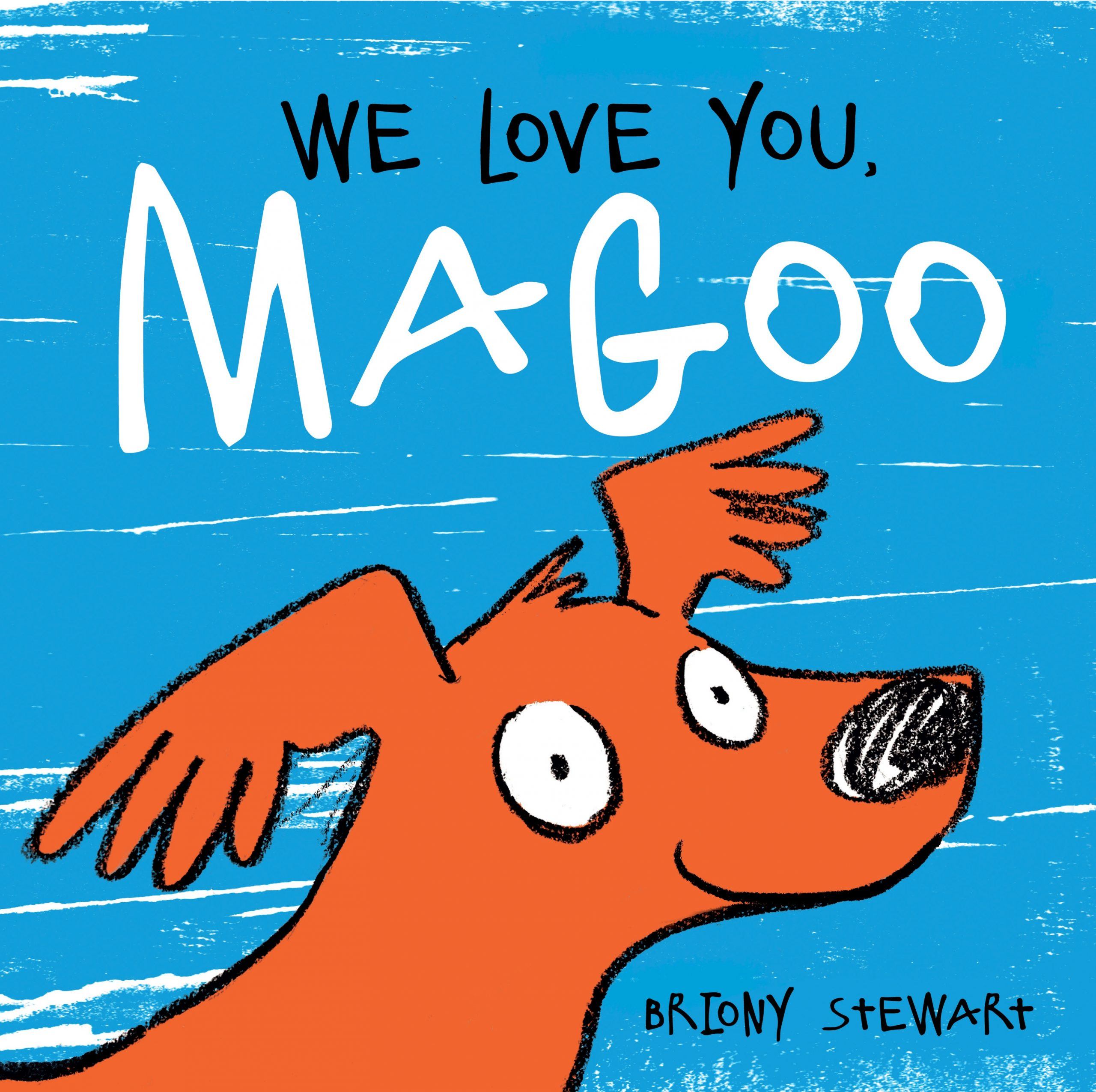 We Love You Magoo Cover