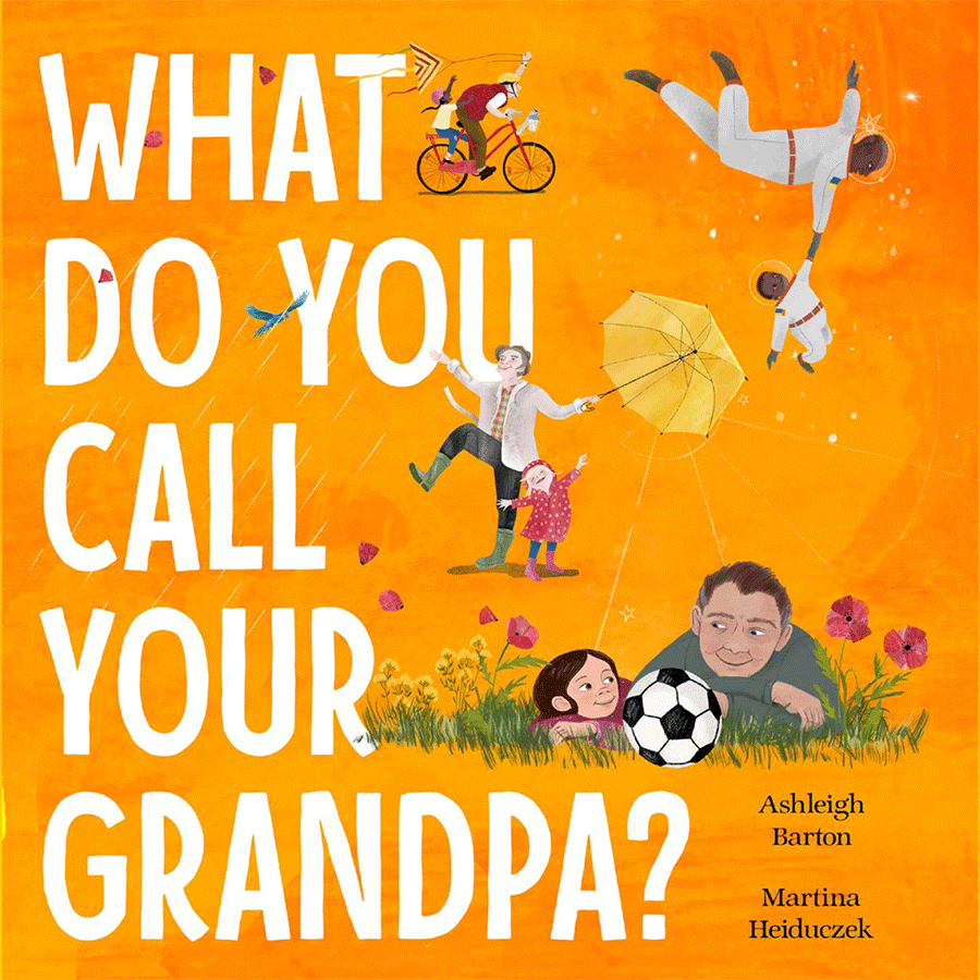 Book Cover What Do You Call Your Grandpa